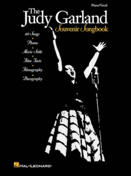 Judy Garland Souvenir Songbook