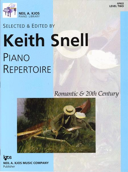 Piano Repertoire: Romantic & 20th Century, Level 2
