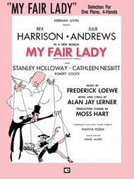 My Fair Lady   ByFrederick Loewe