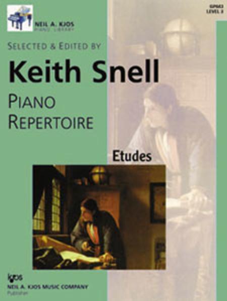 Piano Etudes Level 3