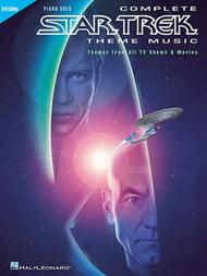 Complete Star Trek Theme Music - Piano Solo