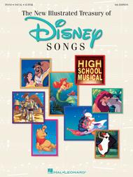 New Illustrated Treasury of Disney Songs - 6th Edition