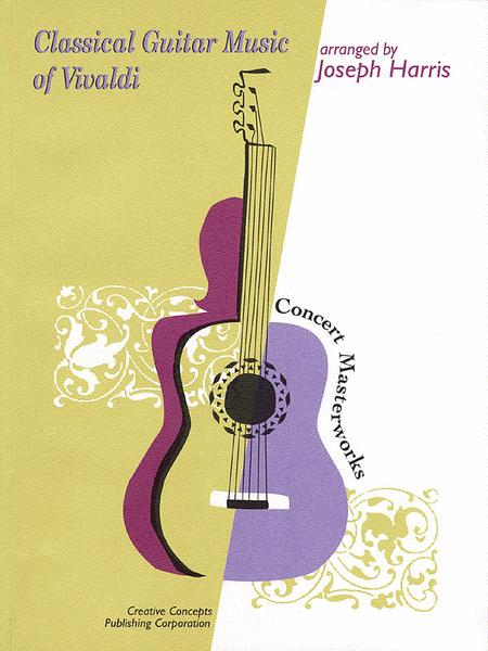 Classical Guitar Music Of Vivaldi - Guitar Solo
