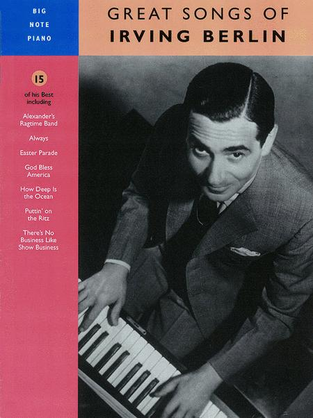 Irving Berlin - Great Songs of
