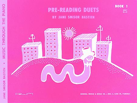 Pre-Reading Duets for the Very Young Pianist, Book 1