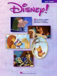 Disney! - Easy Piano