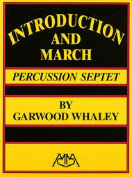 Introduction and March (for Percussion Ensemble)