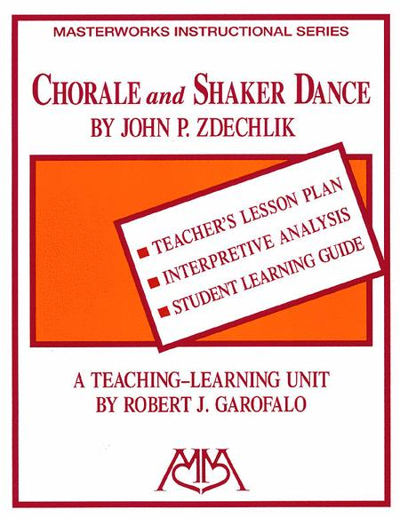 Chorale and Shaker Dance