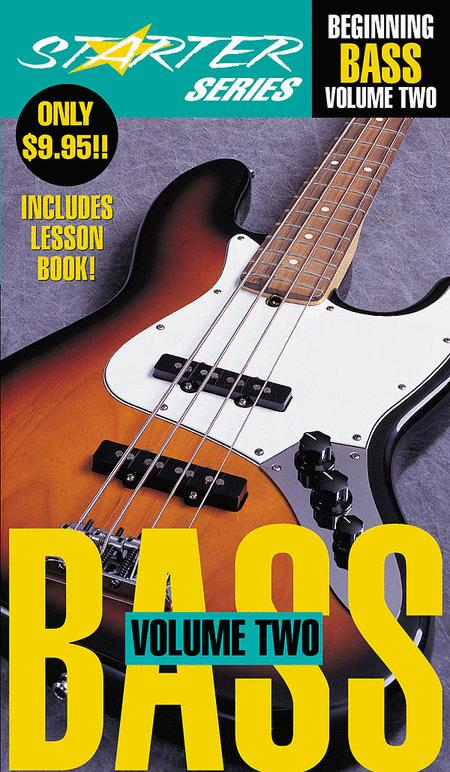 Beginning Bass Volume Two