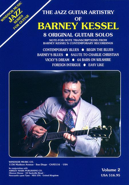 The Jazz Guitar Artistry of Barney Kessel - Vol. 2
