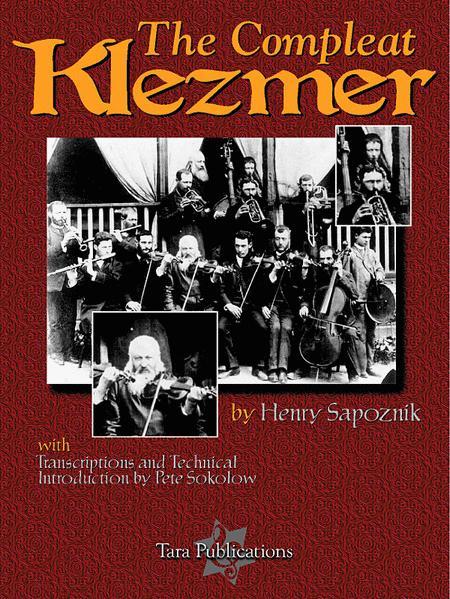 Compleat Klezmer Book CD