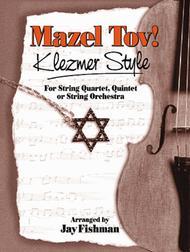 Mazel Tov! Klezmer Style