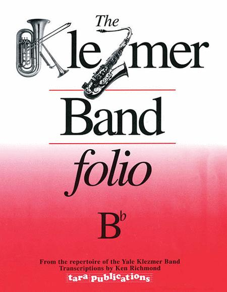 Klezmer Band B Folio