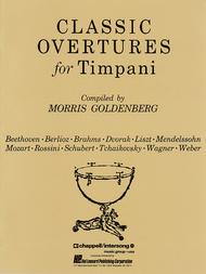Classic Overtures for Timpani