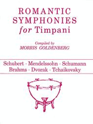 Romantic Symphonies for Timpani