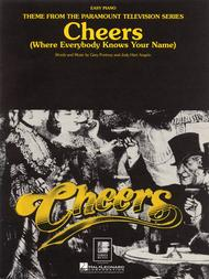 Theme from Cheers - Easy Piano