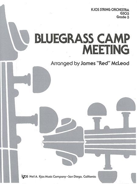 Bluegrass Camp Meeting - Score