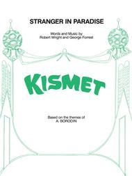 Stranger In Paradise (From 'Kismet')