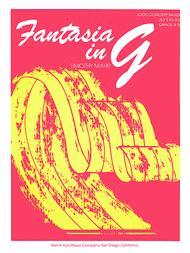 Fantasia in G