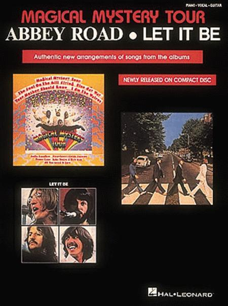 The Beatles - Magical Mystery Tour/Abbey Road/Let It Be