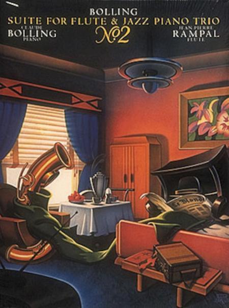 Suite For Flute & Jazz Piano Trio #2
