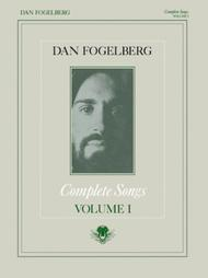 dan fogelberg complete songs volume 1 - Dan Fogelberg Christmas Song