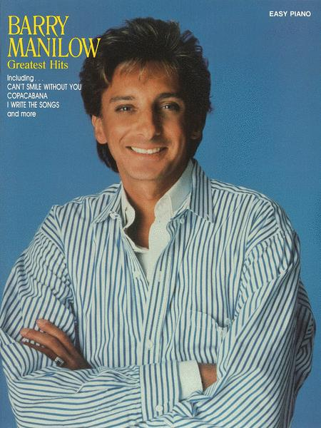 Greatest Hits - Easy Piano Sheet Music By Barry Manilow - Sheet ...