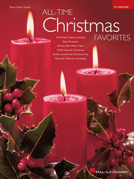 All-Time Christmas Favorites - 2nd Edition