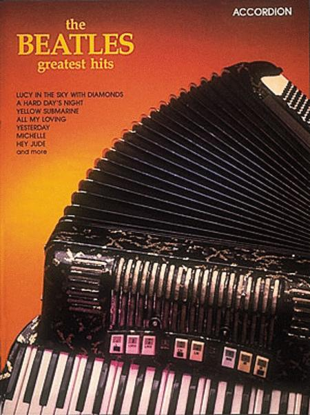 Beatles Greatest Hits For Accordion
