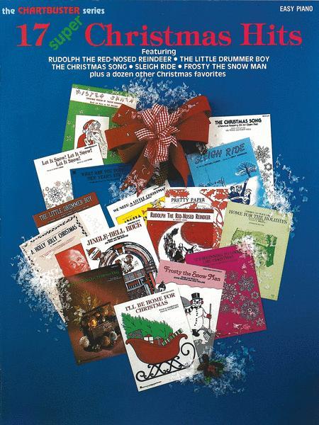 17 Super Christmas Hits - Easy Piano