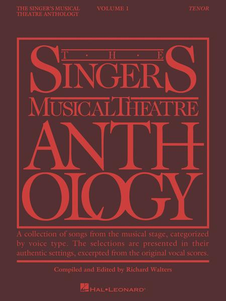 The Singer's Musical Theatre Anthology - Volume 1, Revised - Tenor