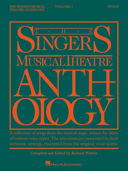 The Singer's Musical Theatre Anthology - Volume 1 - Vocal Duet (Book only)