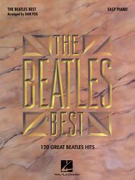 Beatles Best - Easy Piano