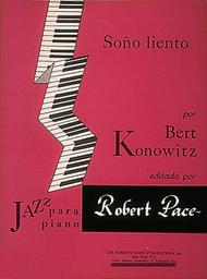 Sono Liento Jazz Para Piano (Sheet Music in Spanish)