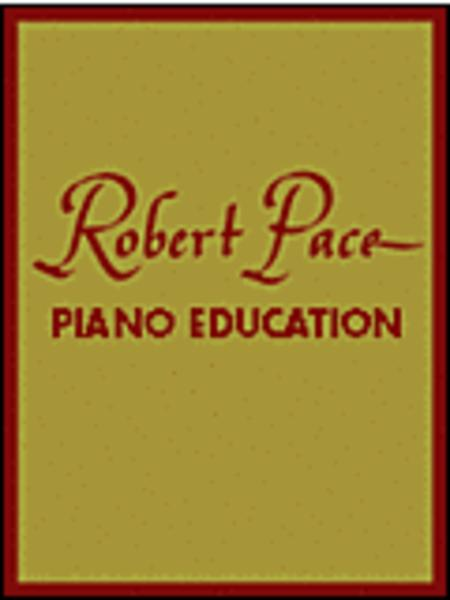 Recital Series For Piano, Green (Book IV) Passepied