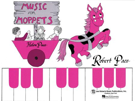 Pre-School Music, Music for Moppets - Book 1 Children's