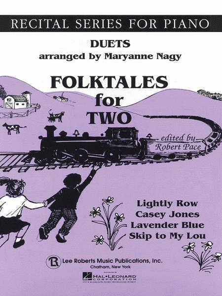Duets, Blue (Book I) - Folk Tales For Two