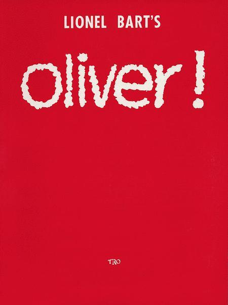 Oliver! - Vocal Score