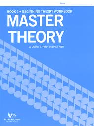 Master Theory - Book 1 (Lessons 1-30) Sheet Music By Charles