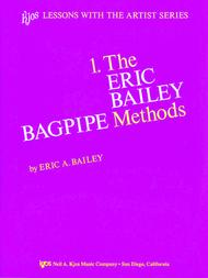 Bailey Bagpipe Method, Book 1