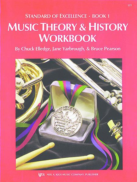 Standard of Excellence Book 1, Theory & History Workbook