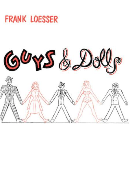 Guys And Dolls - Vocal Score