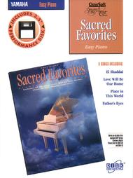 Sacred Favorites - Easy Piano