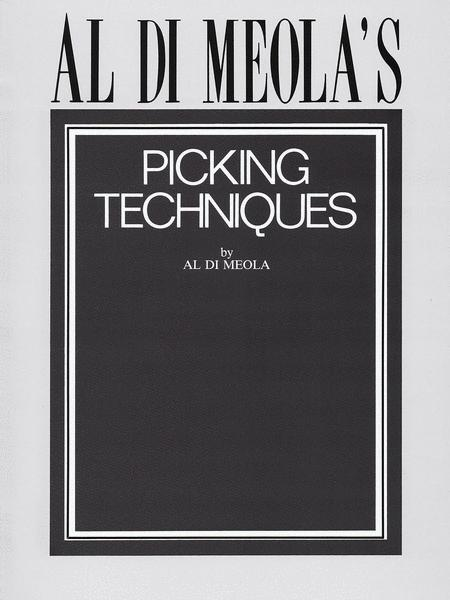 Al Di Meola's Picking Techniques