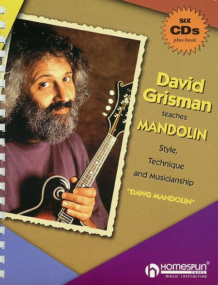 David Grisman Teaches Mandolin