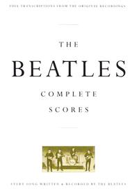 The Beatles - Complete Scores Sheet Music By The Beatles