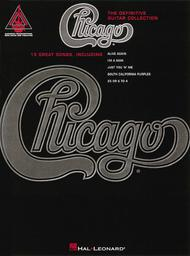 Chicago - The Definitive Guitar Collection