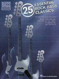 25 Essential Rock Bass Classics