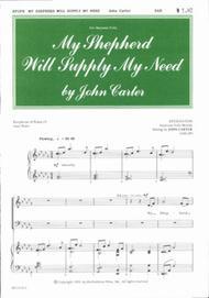My Shepherd Will Supply My Need (Archive)
