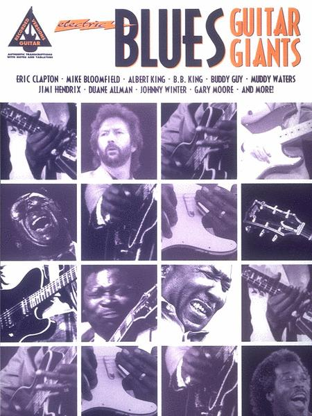 Electric Blues Guitar Giants